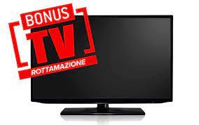 AVVISO – BONUS ROTTAMAZIONE TV